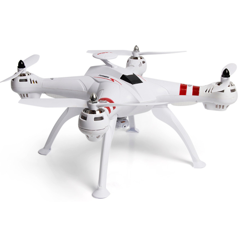 Bayangtoys x16 Бесщеточный 2,4 г 4CH 6 оси Радиоуправляемый Дрон вертолет Quadcopter RTF лучший подарок для детей Рождественский VS X21