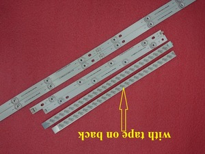 Image 5 - New Kit 8pcs LED strip Replacement for LG LC420DUE 42LB650V 42LF5500 INNOTEK DRT 3.0 42 inch A B 6916L 1957A 6916L 1956A