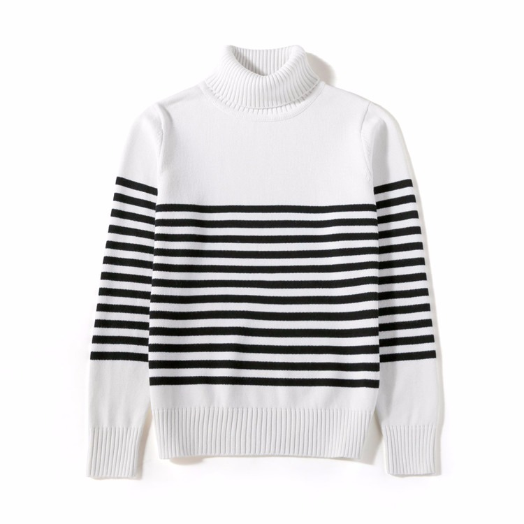 Sweater Jung Kook Spring Day Album MV Same Style Turtule Neck Men Sweaters Autumn Winter Fashion Clothes