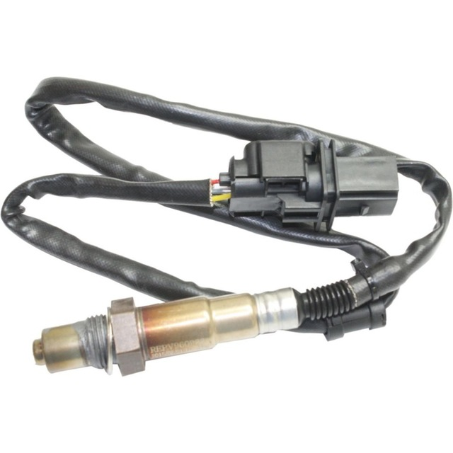Capteur d'oxygène à 5 fils adapté pour Nissan Qashqai x-trail Renault Koleos Latitude 2.0L 07-2013 numéro de la pièce #0281004027 0 281 004 027