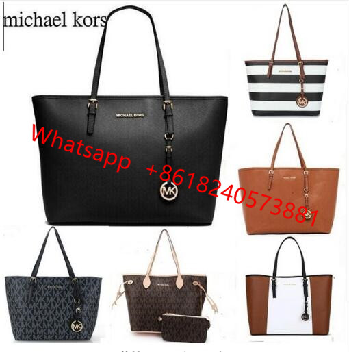 d2d26214f25ae0 MICHAEL MICHAEL KORS Bedford Luggage Travel Duffels 3742 2017 New Top hot  Sell Fashio handbag bag kor Women wallets Purses For Handbag backpack FREE  ...