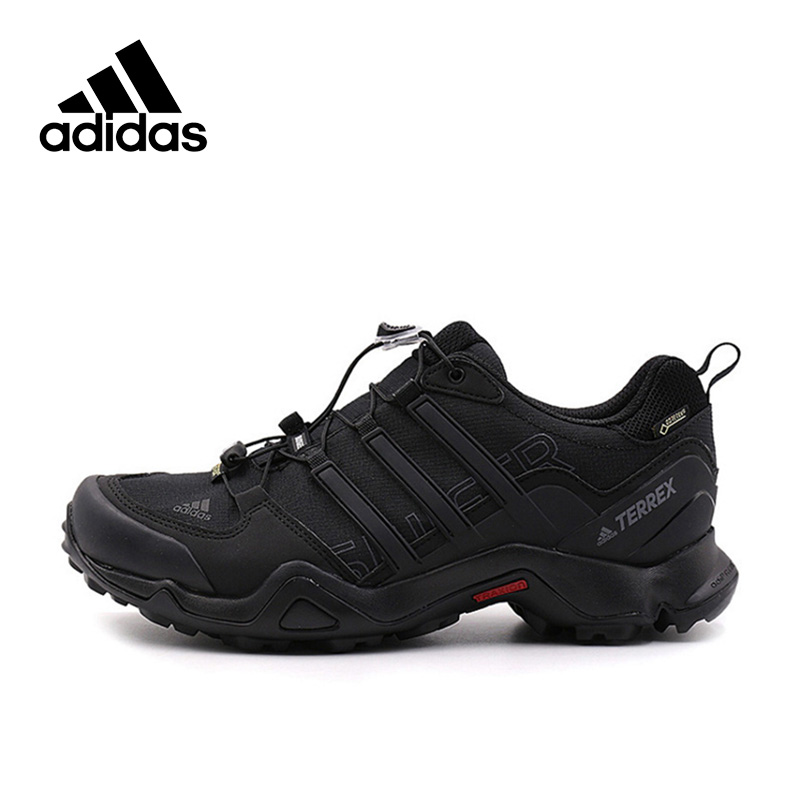 Chaussures de randonnée originales Adidas TERREX SWIFT pour hommes baskets de sport de plein air respirantes à lacets de marche en plein air synthétiques BB4624