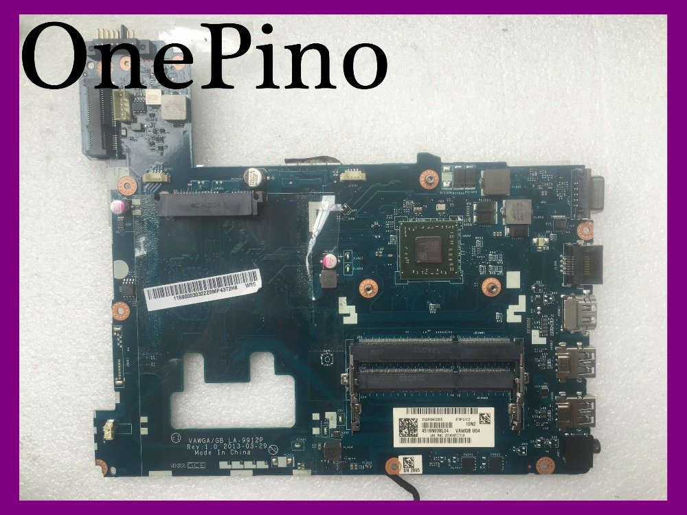 LA-9912P For Lenovo G505 Laptop motherboard LA-9912P mainboard 100% working Free Shipping tested working free shipping original 100% tested working 204t 204b driver board bn41 00620e substitution of 214t