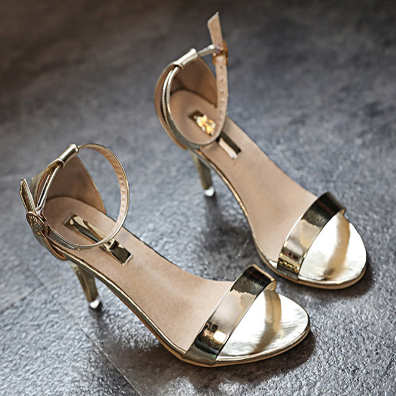 Compare Prices on Silver High Heel Dress Shoes- Online Shopping ...