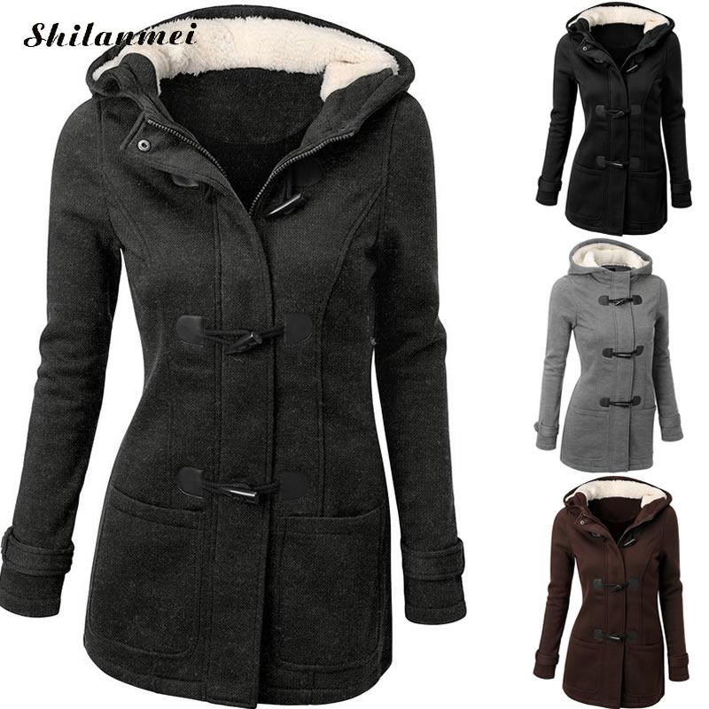 Compare Prices on Hooded Peacoat Women- Online Shopping/Buy Low ...
