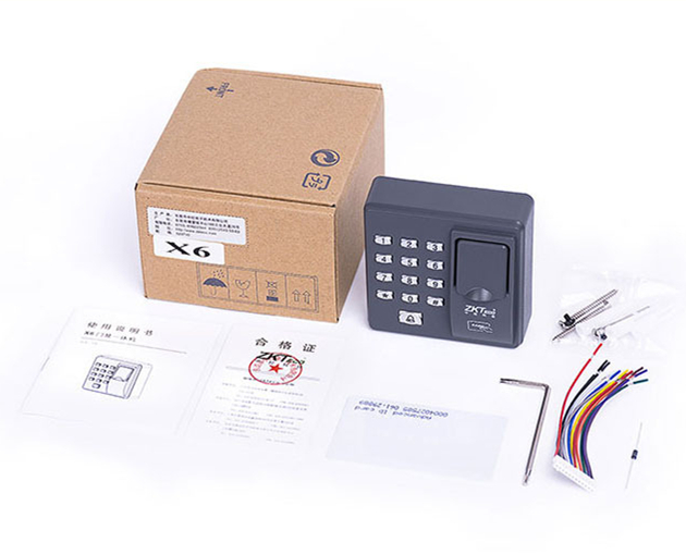 FGHGF Fingerprint Password Key Lock Access Control Machine Biometric Electronic Door Lock RFID Reader Scanner System Recognition fs28 biometric fingerprint access control machine electric reader scanner sensor code system for door lock