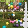 1pc Round Chinese Paper Lantern Birthday Wedding Party decor gift craft DIY lampion white hanging lantern ball party supplies