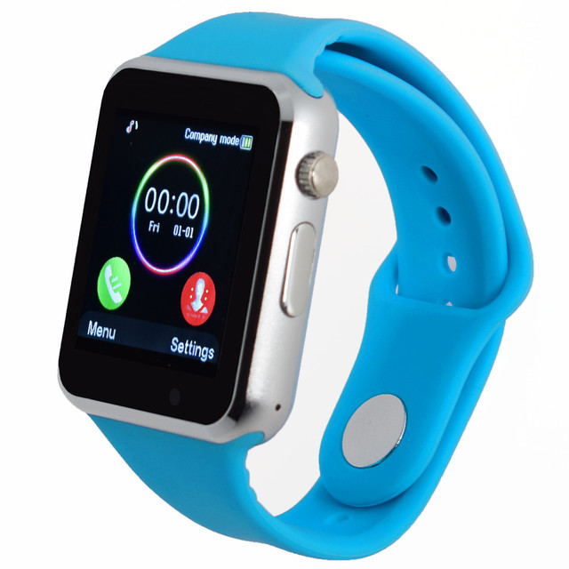 Zomoea Smart Watch A1 With Sim Card Camera Bluetooth Smartwatch For Android Smartphone