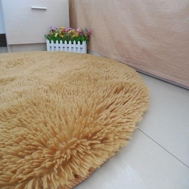 Hot Bathroom Carpets Oval Absorbent Soft For Living Room Tapis Salon Floor Rugs Non Slip Bath Mats
