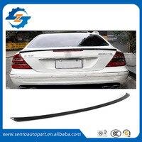 Becquet arrière d'aile arrière de voiture   En fiber de carbone de haute qualité pour W211