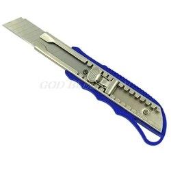 2PCS Box Cutter Utility Messer Slide Snap Off Versenkbare Rasierklinge Messer Werkzeug Schule Schreibwaren Zubehör Büro Liefern