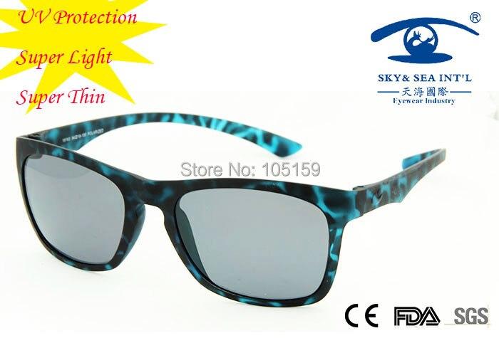 Free Shipping font b Fashion b font Design Matt Blue Flexible Sunglasses Men Women TR90 Flexible