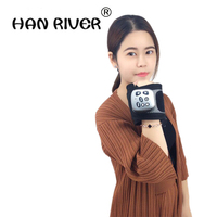 HANRIVER High Quality Heat Massage Wrist Therapy Instrument Relieve Hand Fatigue Nursing Vibration Health Wrist Massage
