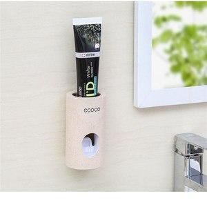 Image 5 - Dispositivo de pasta de dientes automático sin clavos ni pegatinas para pasta de dientes de material de trigo AB150, origen europea y americana