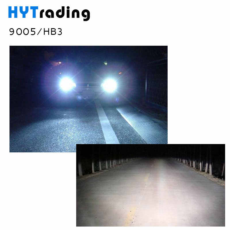 2pcs HID Xenon bulb 35w 3000K 4300K 6000K 8000K 9012/HIR2 12V HID Replacement kit headlights for cars