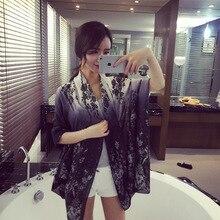 Luxury silk scarf women beautiful lace floral design long size 180*90cm  beach scarves shawls pashmina bedspread ethel silk lace size 180 220 cm faux silk 100% n e