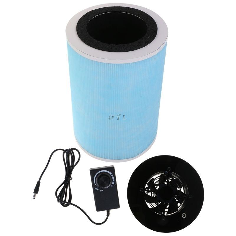 自家製 HEPA フィルター PM2.5 煙臭ダストホルムアルデヒド削除 Xiaomi 空気清浄機空気清浄機  グループ上の 家電製品 からの 電気掃除機部品 の中 1