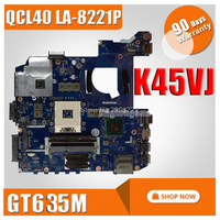 K45VJ Motherboard GT635M 2G REV1.0 For ASUS K45VM k45 k45vd a45v A45VJ Laptop motherboard K45VJ Mainboard K45VJ Motherboard