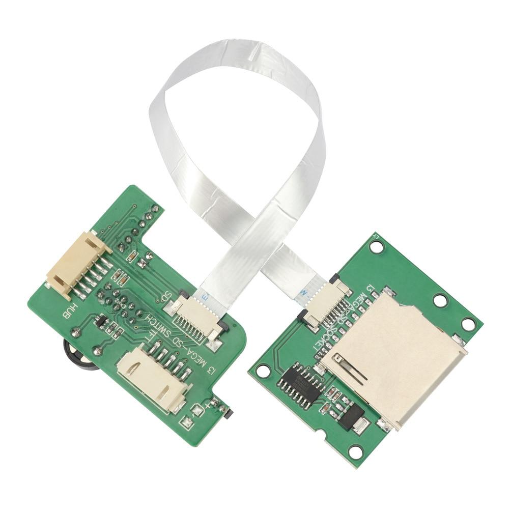 I3 Mega/Mega-S SD Card Transfer  Switchboard Module Board Component For Anycubic I3 Mega / Mega-S 3D Printer Parts