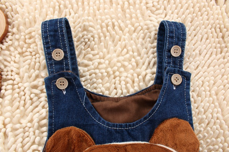 Boys Girls Denim Jeans (1)