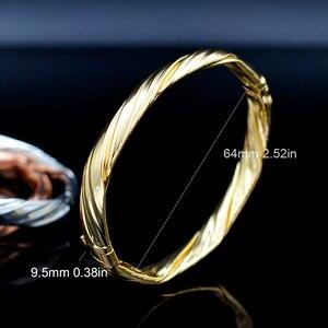 Image 5 - Sunny Jewelry, хит продаж, большой круглый Набор браслетов для женщин, Браслет манжета, вечерние ювелирные изделия для свадьбы, подарок, этнические ювелирные изделия