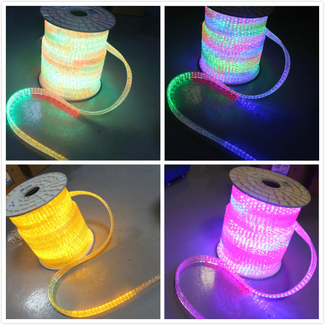 100m 5 wire led duralight rope 144led rgby chasing led rope lights 100m 5 wire led duralight rope 144led rgby chasing led rope lights strip flat 11x26mm color changing rope lights pvc 110v 220v in led strips from lights aloadofball Gallery