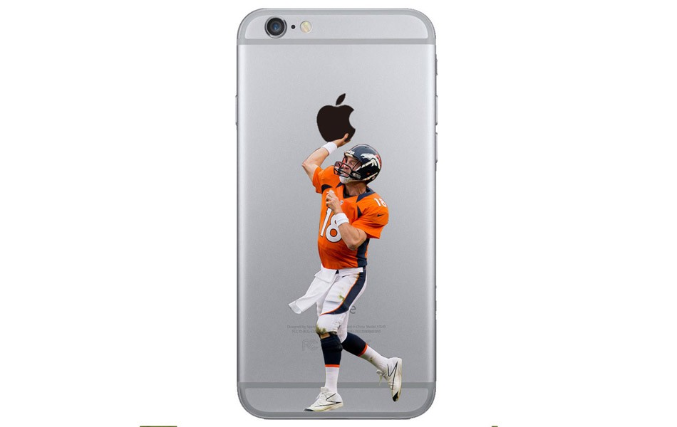 cheaper 20b4e 76adc American Football Player Star Phone Case for iphone 5 5s se 6 6s 7 7 plus  Odell Beckham Jr. Cam Newton Rob Hard NFL Phone Cover