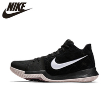 ddd8f9e761a1 NIKE Kyrie 3 Original New Arrival Basketball Shoes Breathable Footwear  Super Light Sneakers For Men Shoes