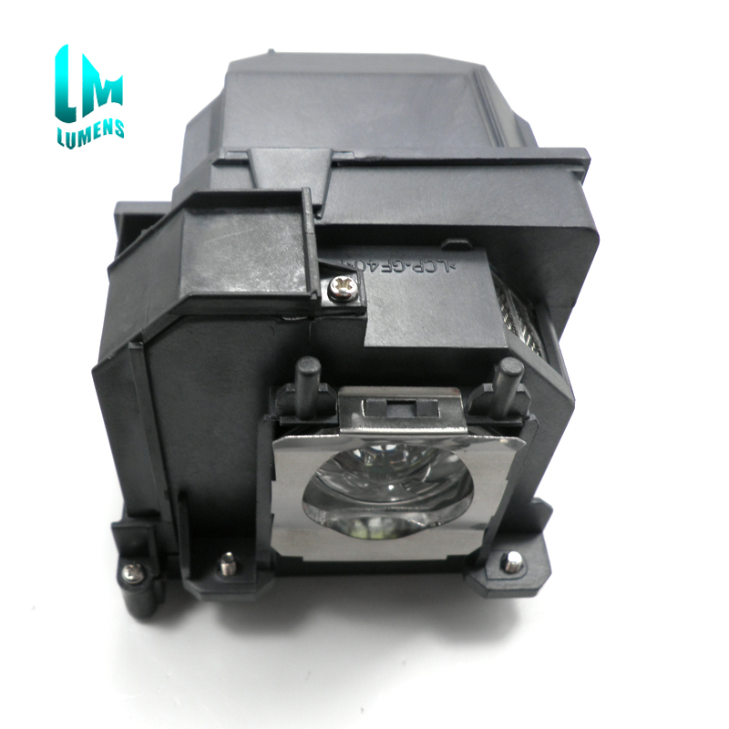 100% High quality Compatible ELPLP71 V13H010L71 For EPSON PowerLite 470 PowerLite 475W PowerLite 480 Projector Lamp with housing high quality projector lamp elplp08 for epson powerlite 9000i v11h0289 v11h0280 v11h0290