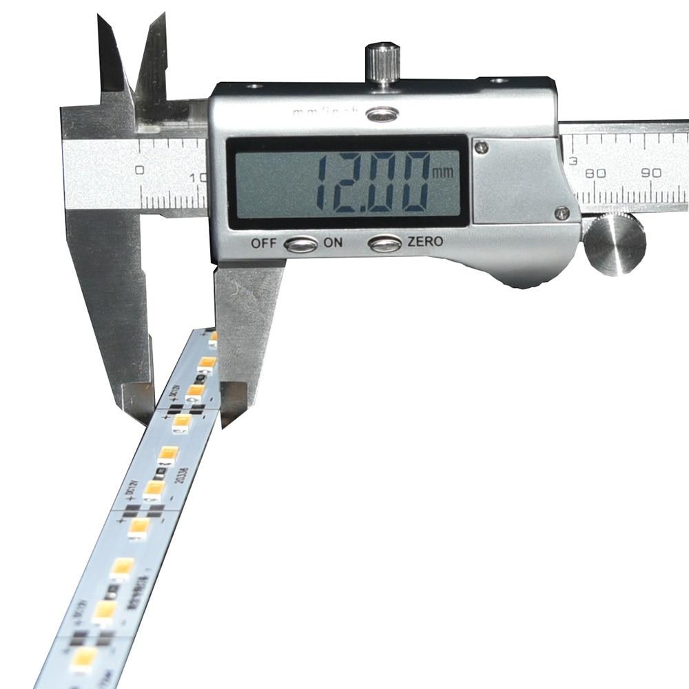TXG 10ピース超明るい36 leds 50センチ* 1.2センチ* 1ミリメートルSMD5630 12ボルトアルミ合金ledバーライトキャビネットledライトバープロモーション価格
