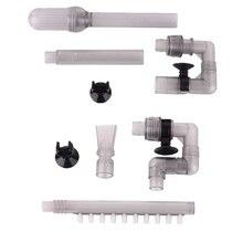 HW-602B/HW-603B водозаборная труба для аквариума, фильтр для аквариума, внешняя канистра, аксессуары для Впускной розетки