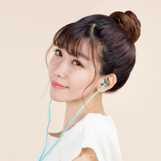 Original Xiaomi Earphone Mi Piston 3 Fresh Version In-Ear with Mic Wire Control for mobile phone xiaomi earphones headset
