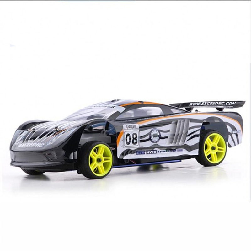 1/10 4WD Nitro Engine Powered On-Road Touring Car 2.4G 2ch Radio Control Ready-To-Run 94102