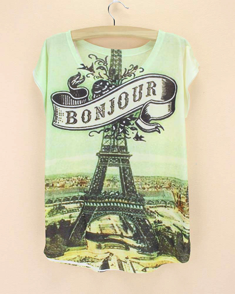 Lowest price western new design t shirt women 2015 summer for Lowest price custom t shirts