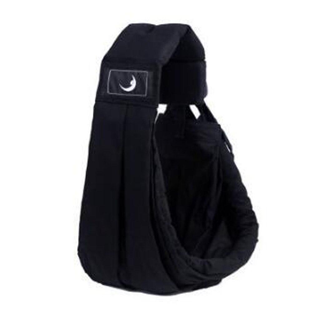 Детский рюкзак-кенгуру для переноски детей несущая переноска для новорожденных Удобная противоскользящая сумка 4 цвета - Цвет: dark blue