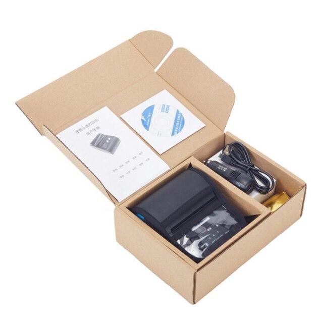 Printer Thermal 80mm portable wireless  5