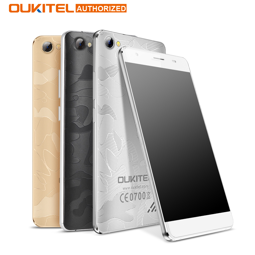 OUKITEL C5 PRO 5 0 Android 6 0 4G Smartphone 2GB 16GB 720 1280 MTK6737 Quad
