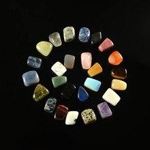 Assorted Natural stone Tumbled Stones Crystal Quartz Aventurine Obsidian Points Beads Chakra Healing Reiki