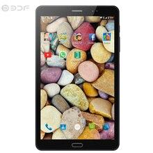 تابلت BDF 8 بوصة أصلي 3G مكالمة هاتفية CE ماركة جوجل بلاي أندرويد 6.0 واي فاي 3G موبايل تابلت ثنائي الشريحة 1280*800 IPS شاشة
