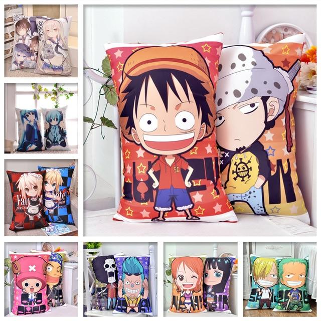One Piece Miku Japan Otaku Pillow Case