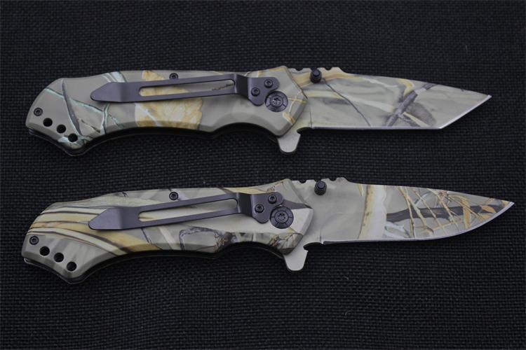 CS GO harcos kés hawkbill taktikai játék terepszín kés valódi - Kézi szerszámok - Fénykép 4