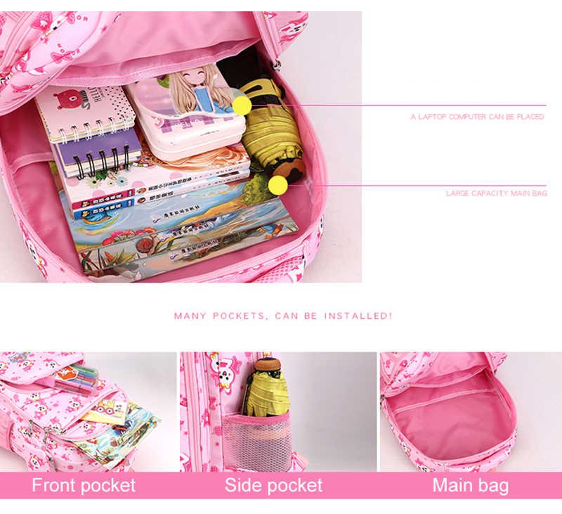 2019 mochilas escolares para niñas y estudiantes, mochila para niñas, mochila para niñas y adolescentes