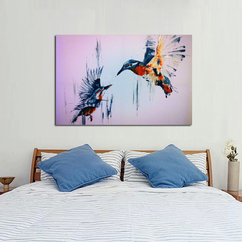 Online get cheap cute painting alibaba group for Cute abstract art