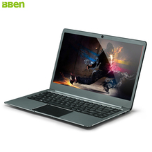 "BBEN Ultraslim Laptops 14.1"" Windows 10 Intel N3450 Quad Core 4GB RAM 64G eMMC M.2 SSD HDMI typeC Notebook Laptop Tarnish Color"