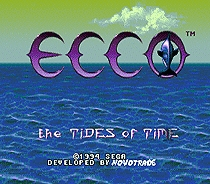 Ecco The Tides Of Time 16 bit MD Game Card For 16 bit Sega MegaDrive Genesis game console