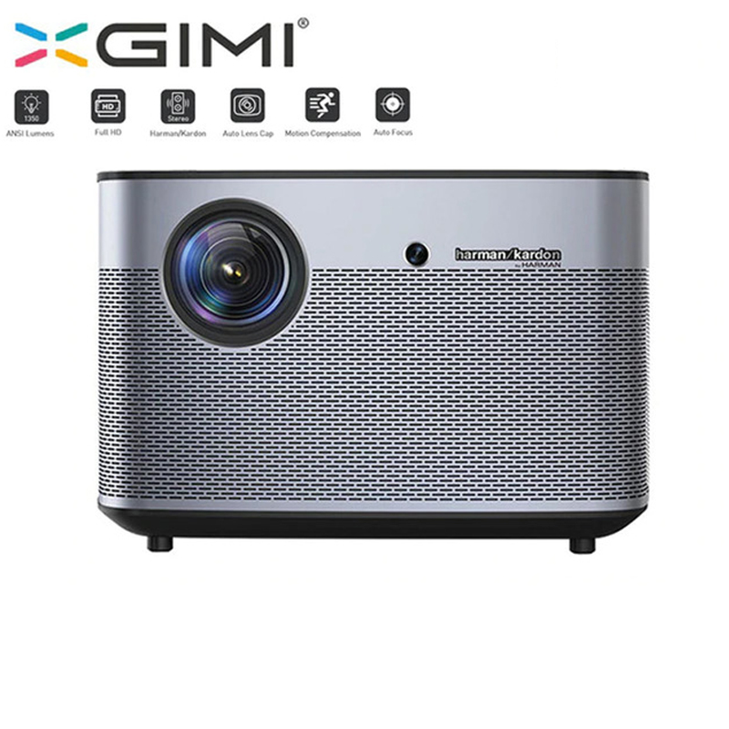 Xgimi h2 1080 P Full HD projetor DLP 1350 ANSI Lumens Apoiar 4 K Android tv Wifi Bluetooth Home Theater 300 Projetor
