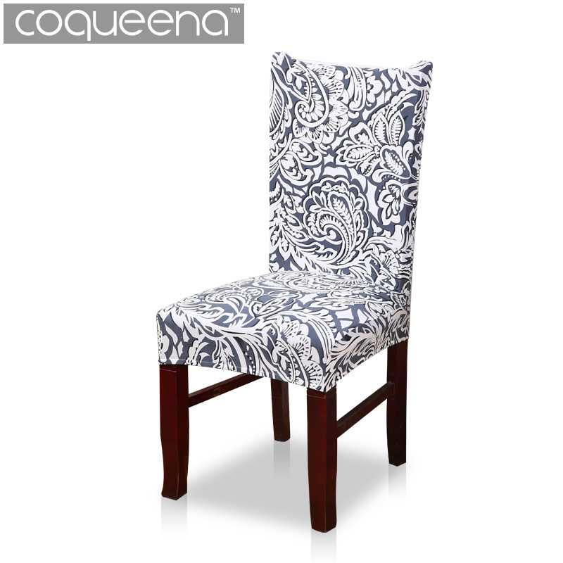 cheap dining room chair | Spandex Dining Room Chair Covers Cheap Removable Stretch ...