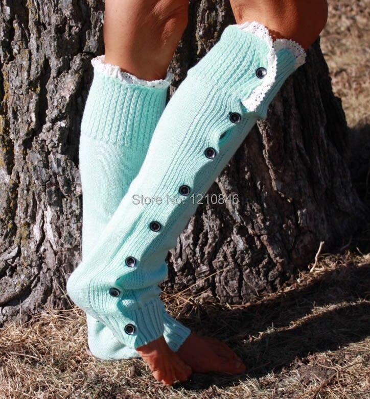 Free Shipping Winter Leg Warmers For Women Fashion Gaiters Boot
