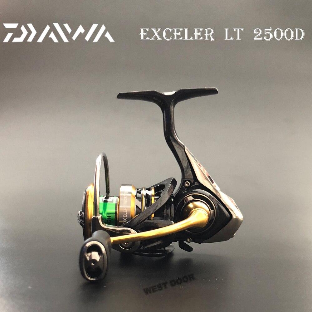 2018 NEW Daiwa Exceler LT 2500 D 2500D XH 3000D C 3000D CXH deep spool 4000