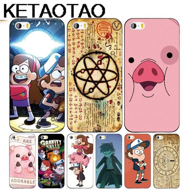 KETAOTAO Gravity Cade Wiki Phone Cases for Samsung S3 4 5 6 7 8 9 Note 4 5 7 8 Case Soft TPU Rubber Silicone